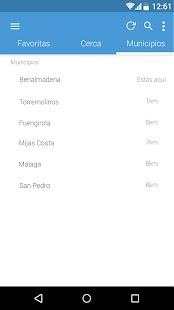 Infomedusa- screenshot thumbnail