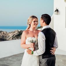 Wedding photographer Sladjana Karvounis (sladjanakarvoun). Photo of 02.07.2017