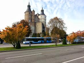 Photo: Château de Montbéliard