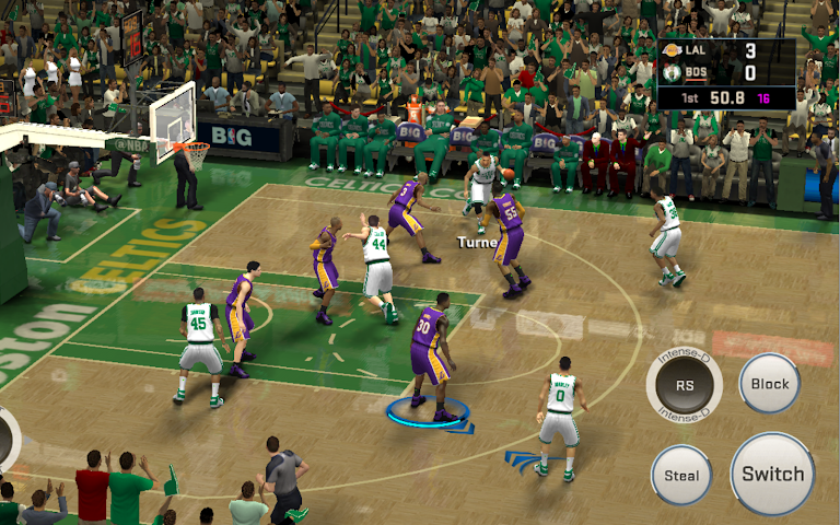 android NBA 2K16 Screenshot 4