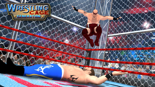 WRESTLING CAGE GENERATION FIGHTING REVOLUTION 2K18