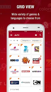 JioTV Live Sports Movies Shows Apk 2