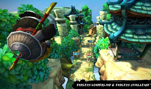 Ninja Panda Dash- screenshot thumbnail