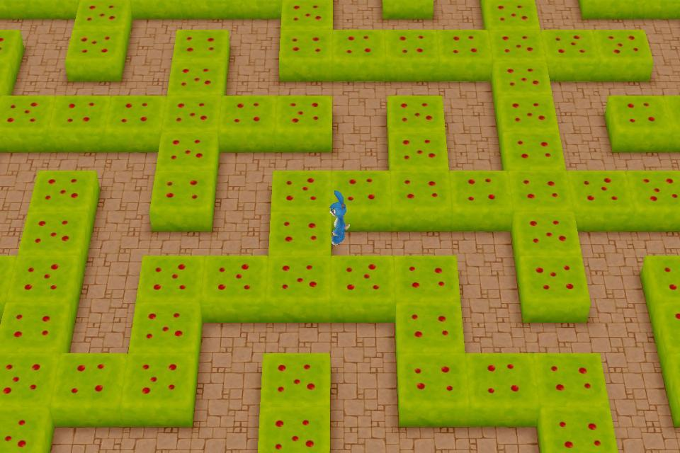 Rabbit Maze 3D- screenshot