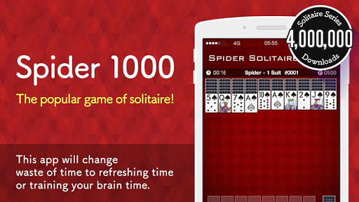 Spider 1000 - Solitaire Game