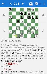 Chess Tactics in Volga Gambit