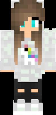 skin katie girl
