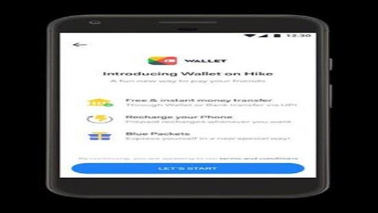 hike Wallet-PayTm Balance - náhled