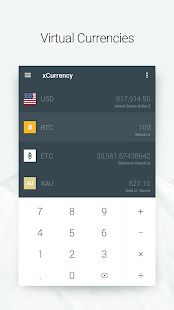 xCurrency - Smart Currency- screenshot thumbnail