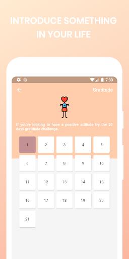 21 Days Challenge screenshot 3