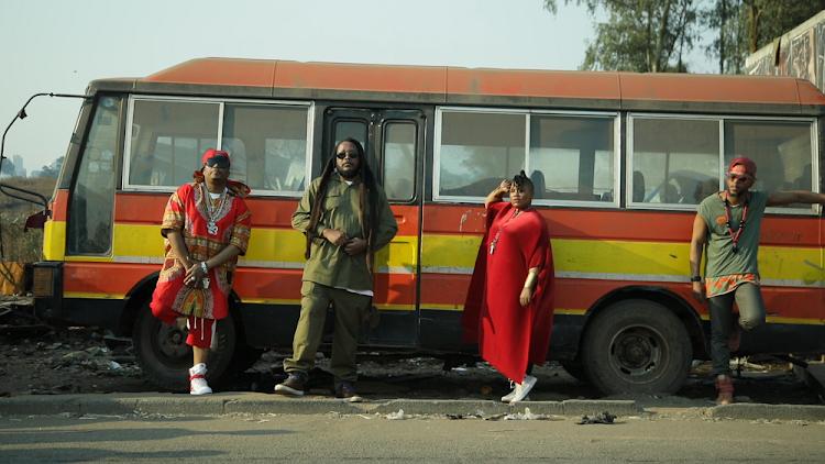 Bongo Maffin. Picture: Setumo-Thebe Mohlomi
