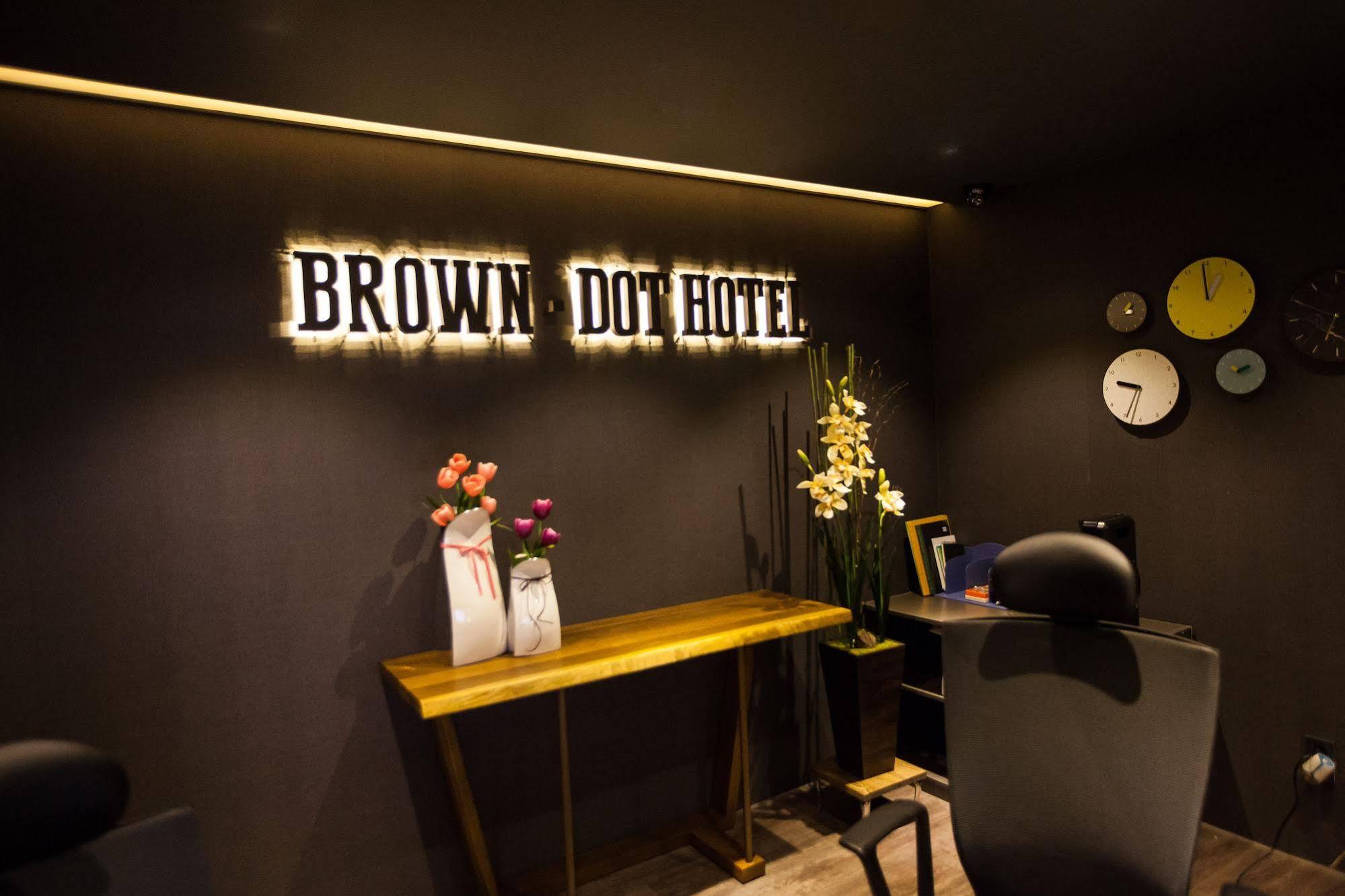 Brown Dot Busan