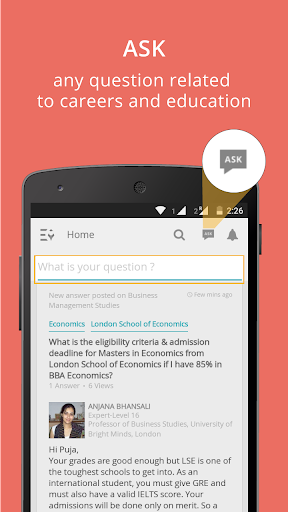 Shiksha Ask & Answer - Q&A screenshot 2