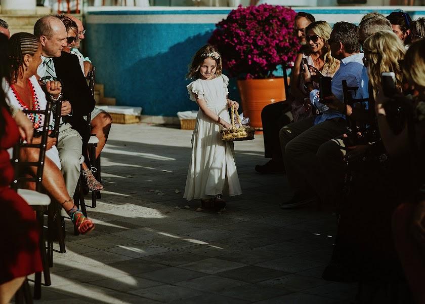 Bröllopsfotograf Jorge Mercado (jorgemercado). Foto av 07.05.2019