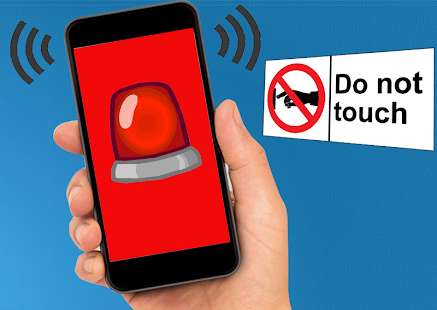 Don't Touch my Phone & Anti Theft Mobile Security - náhled
