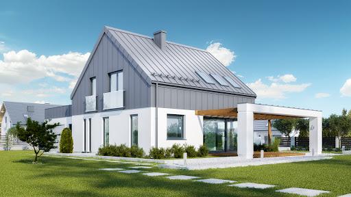 projekt Dom przy Cyprysowej 15 S3