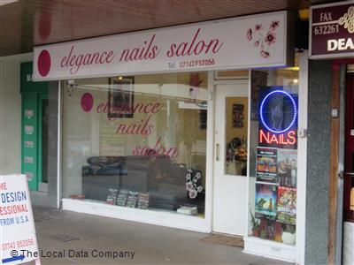Elegance Nails Salon On Shelton Square