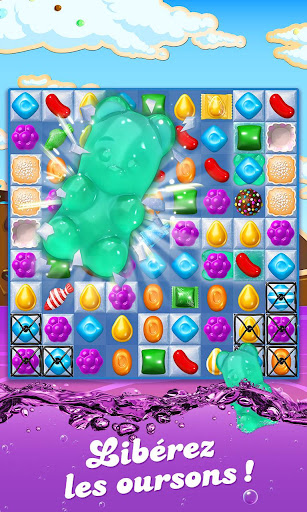 Candy Crush Soda Saga  captures d'écran 3