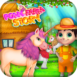 Pony Farm Story for PC and MAC