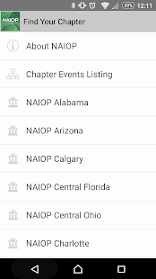 NAIOP- screenshot thumbnail