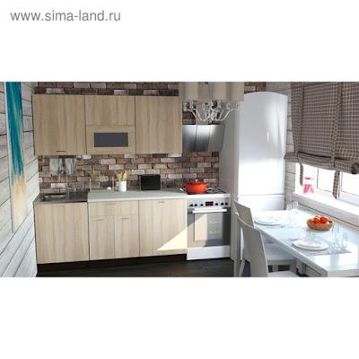 Кухонный гарнитур Симона макси  1800