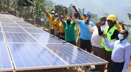 Kasese remote communities to be connected to solar power next month
