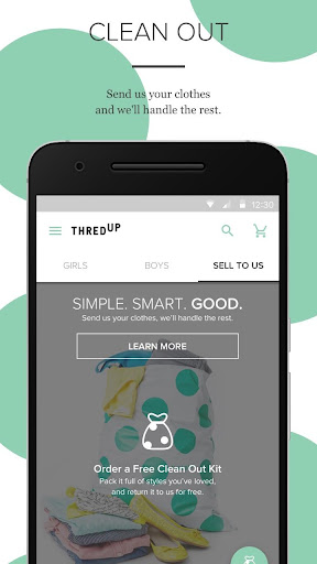 thredUP - Shop + Sell Clothing screenshot