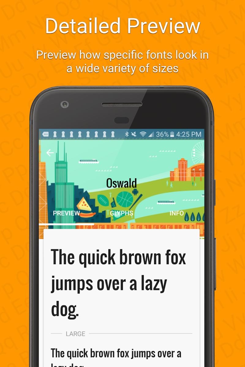 FontFix (Free) Screenshot 1