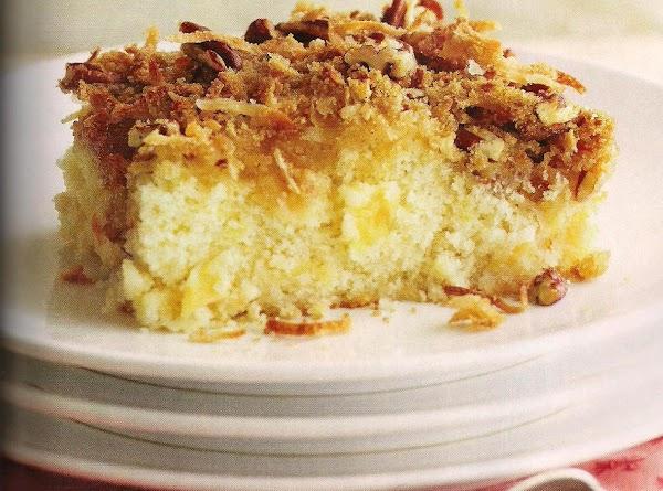 Pineapple Cake Recipe