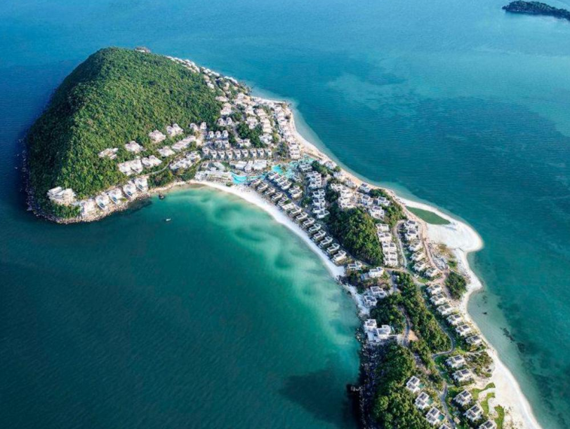 Premier Village Phú Quốc Resort xây dựng tại mũi Ông Địa