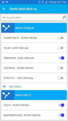 My VinaPhone 2.12 screenshots 3