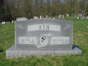 Photo: Ash, Denzil H. and Deloris P.