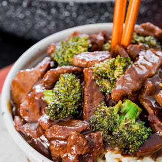 Easy Beef and Broccoli Stir Fry.
