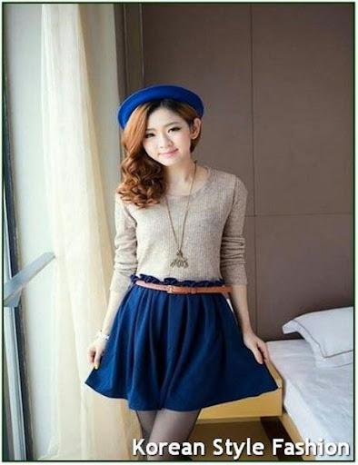韓国のファッションスタイルのアイデア