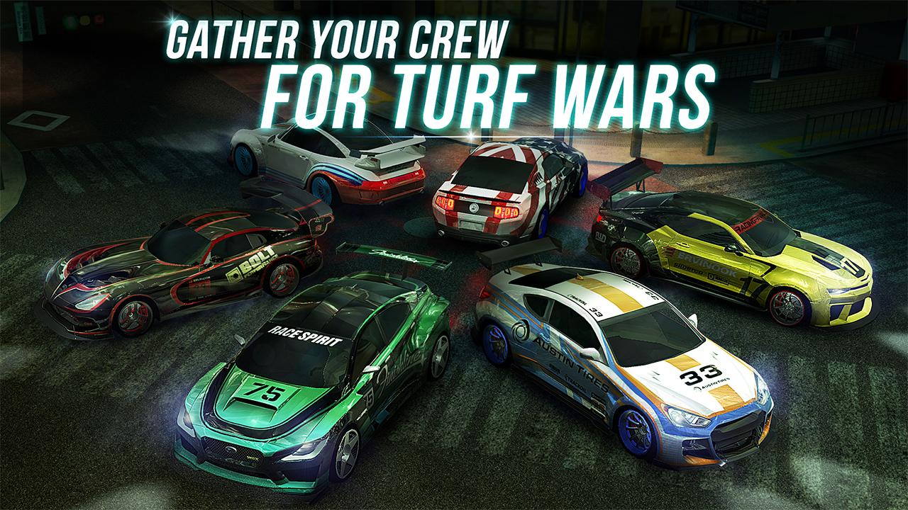Racing Rivals- screenshot