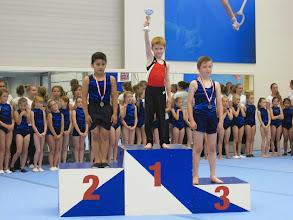 Photo: 1) Jahri Sars 2) Maurice Nguyen 3) Lars van Gestel
