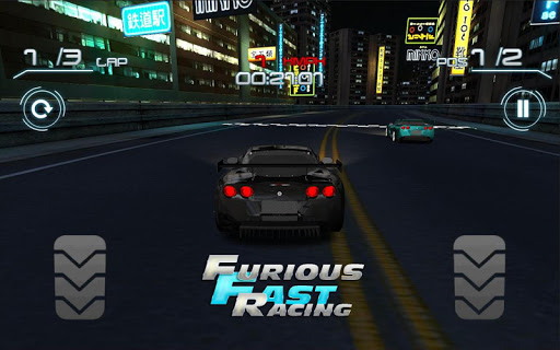 Furious Speedy Racing 2.3 screenshots 2