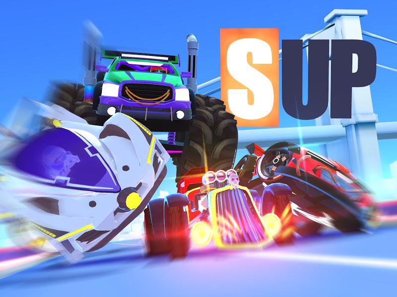 SUP Multiplayer Racing Screenshot 14