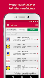 barcoo Barcode & QR Scanner- screenshot thumbnail