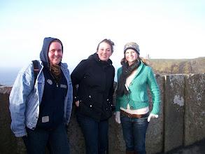 Photo: Mary, Jackie, Kristen