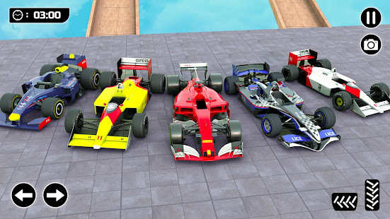 Mega Ramp Formula Car Stunts - New Racing Games for PC-Windows 7,8,10 and Mac apk screenshot 9
