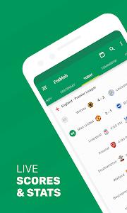 FotMob - Live Soccer Scores 98.0.6541.20190420 (Unlocked)