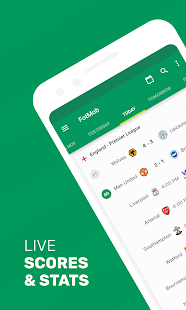 FotMob - Live Football Scores Screenshot