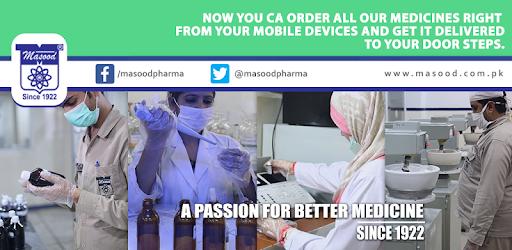 Masood Pharma – Apps no Google Play