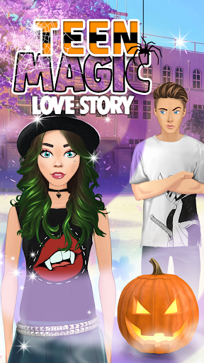Teen Magic Love Story Games 1.8 screenshots 1
