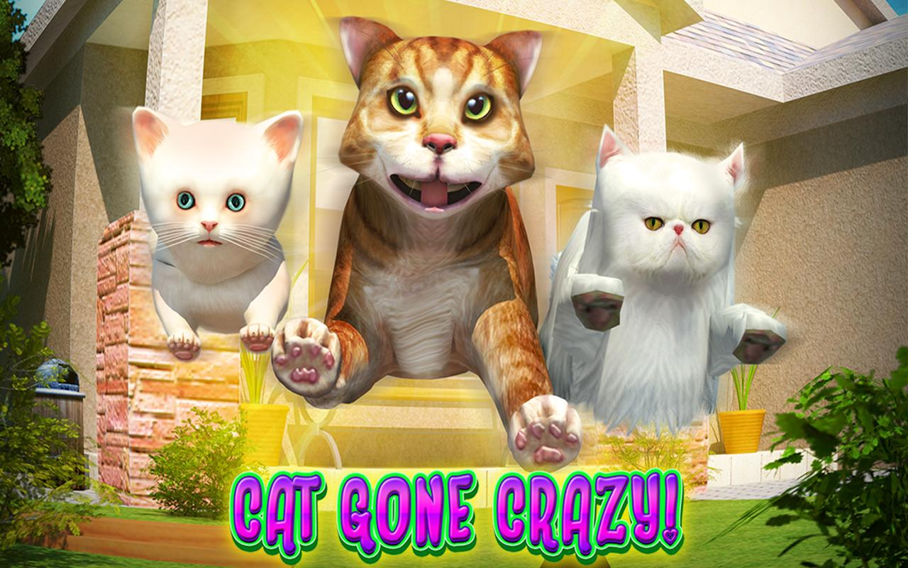 Cat Frenzy 3D Apl Android Di Google Play