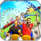 Parque Temático Swings Rider: Best Speed ​​Rides icon