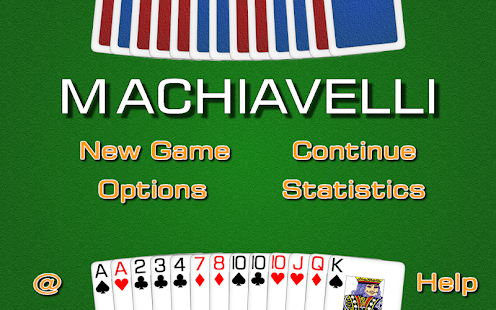 Machiavelli Screenshot