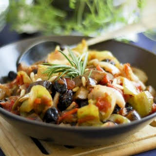 Mediterranean Eggplant Recipes.