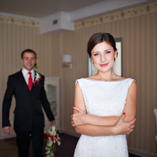 Wedding photographer Mikhail Galyutin (Mishh). Photo of 10.01.2014